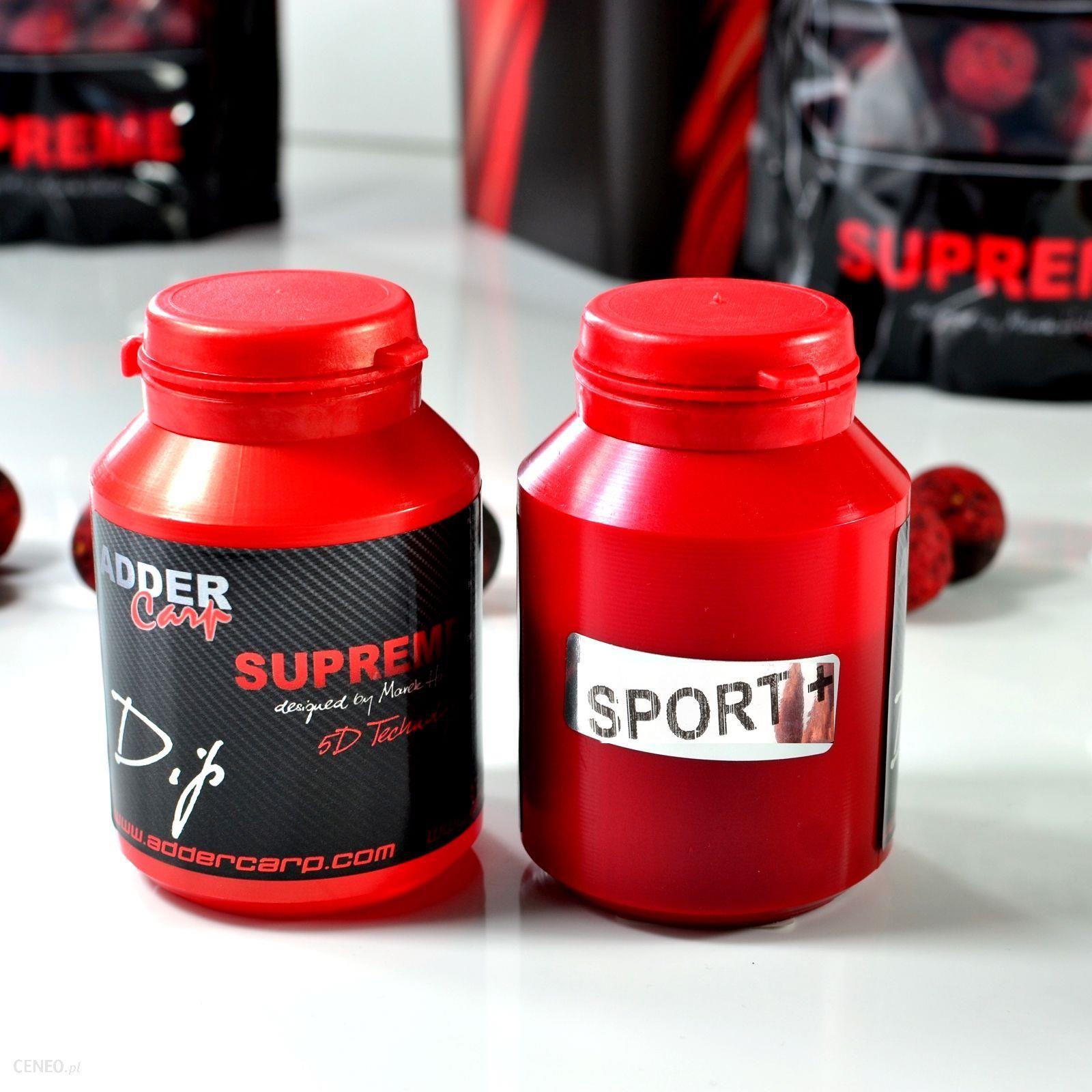 Ac Dip Płynny Supreme 5D Sportplus 120Ml Adder Carp