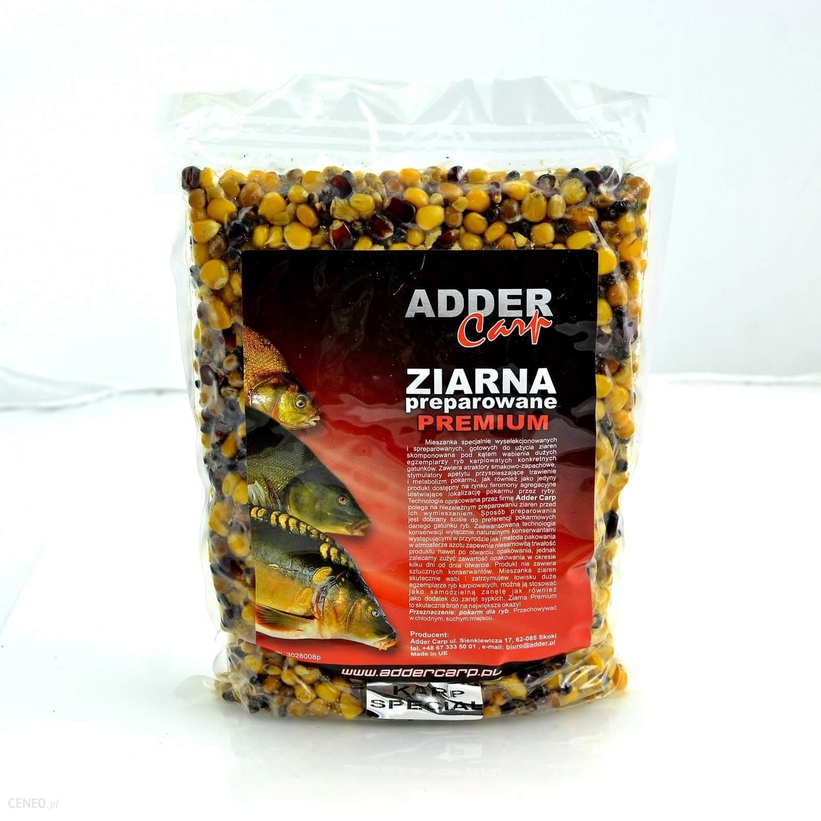 Ac Ziarna Preparowane Premium Karp Special 1Kg Adder Carp