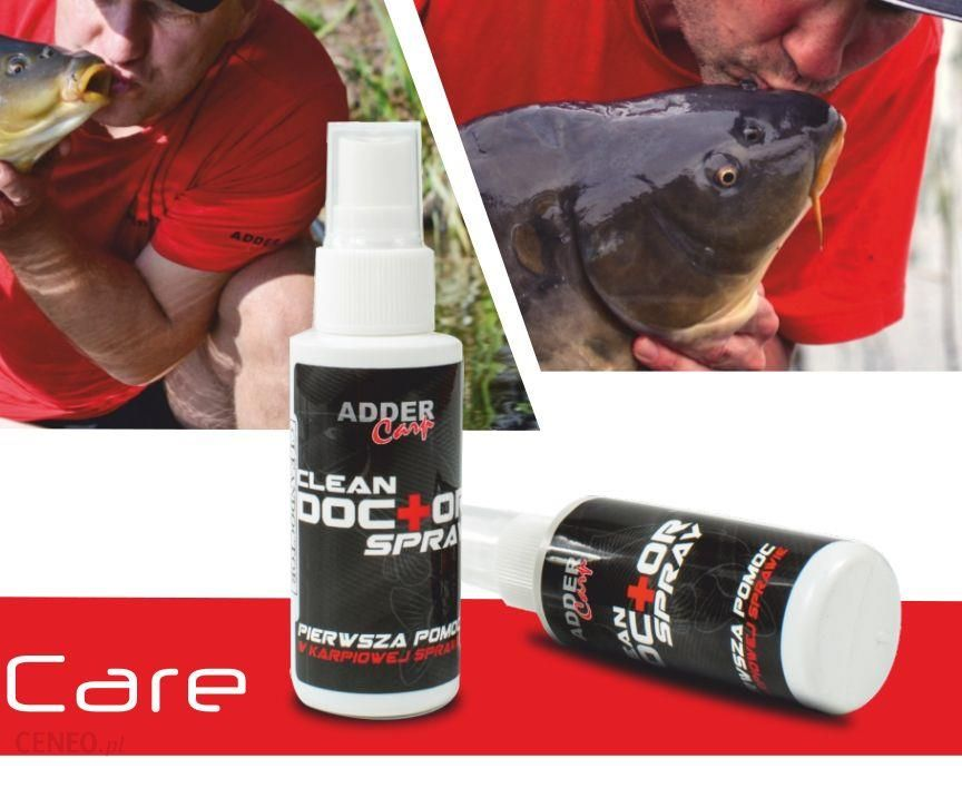 Adder Carp Ac Cleandoctor Spray 50Ml