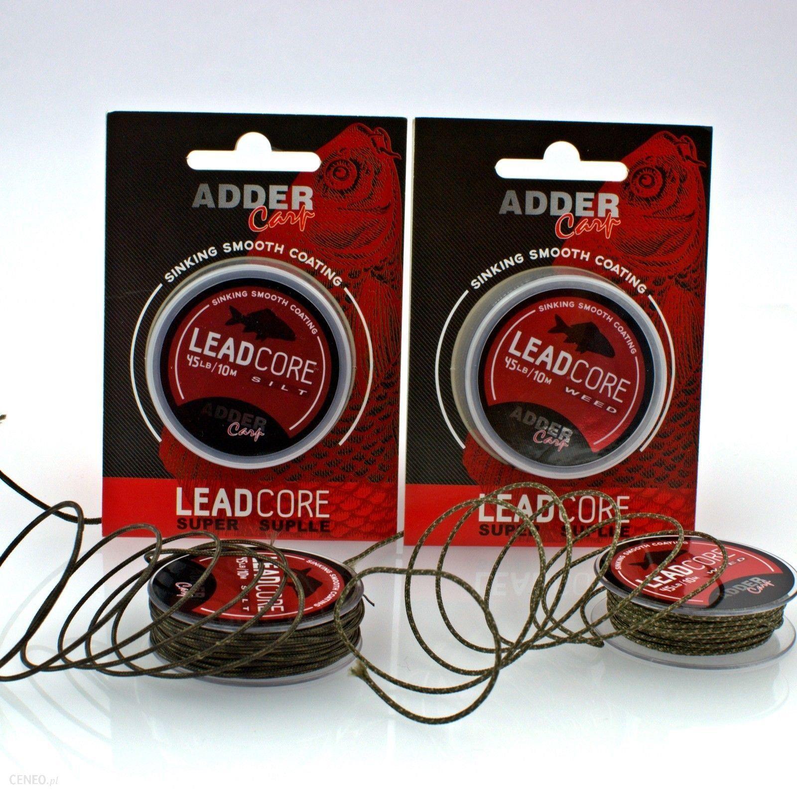 Adder Carp Ac Leadcore 10M 45Lb Weed