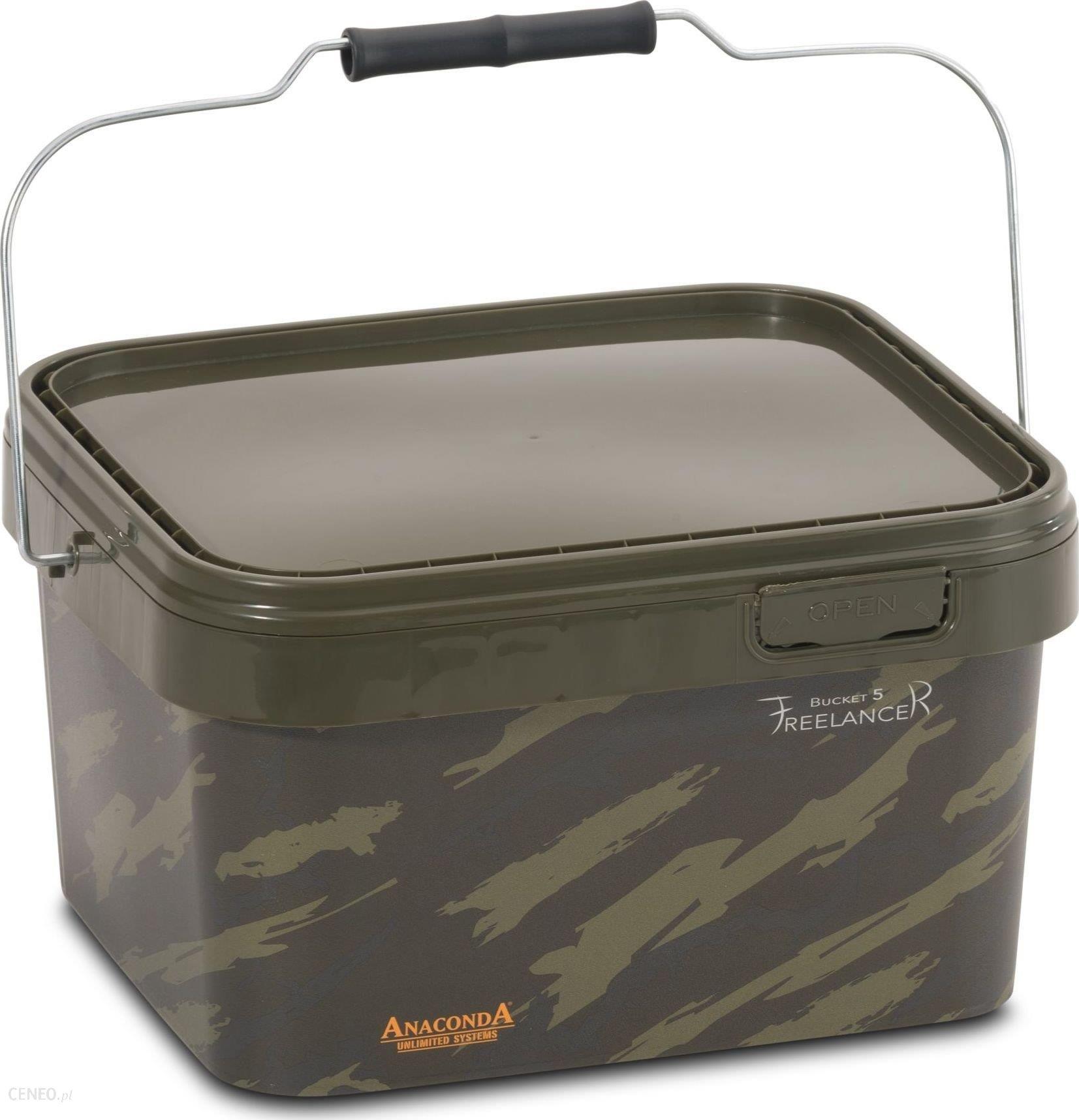Anaconda Wiadro Freelancer Bucket 10L (2200 411)