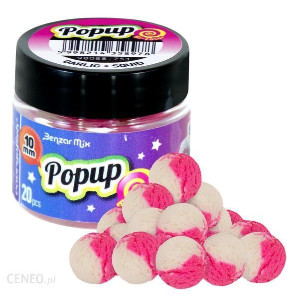 Benzar Mini Pop-Up 7Mm Garlic&Squid