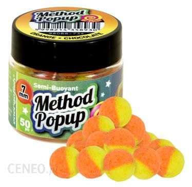 Benzar Mini Pop-Up 7Mm Orange-Chocolate