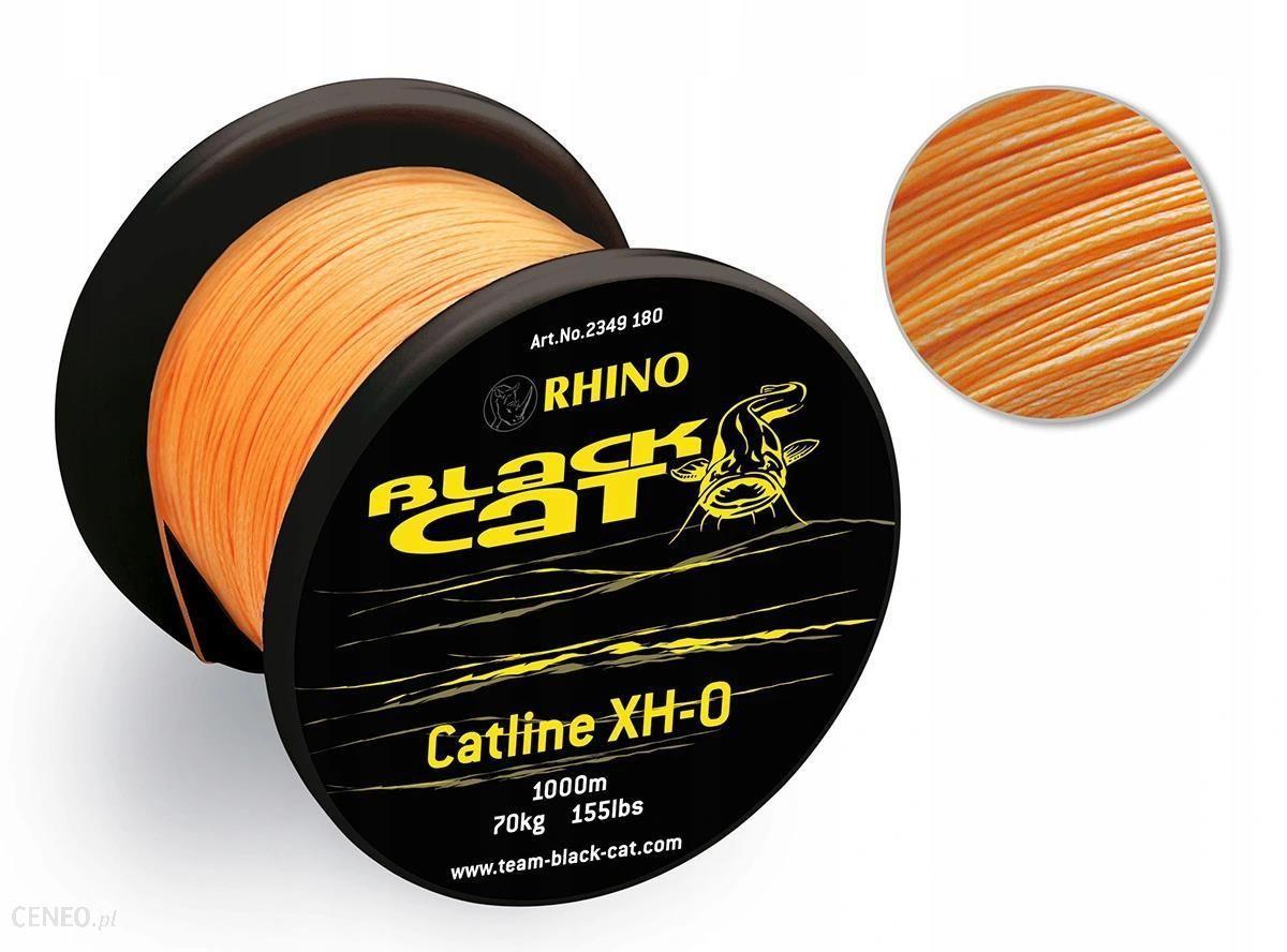 BLACK CAT PLECIONKA SPINNING. CATLINE HX O 0