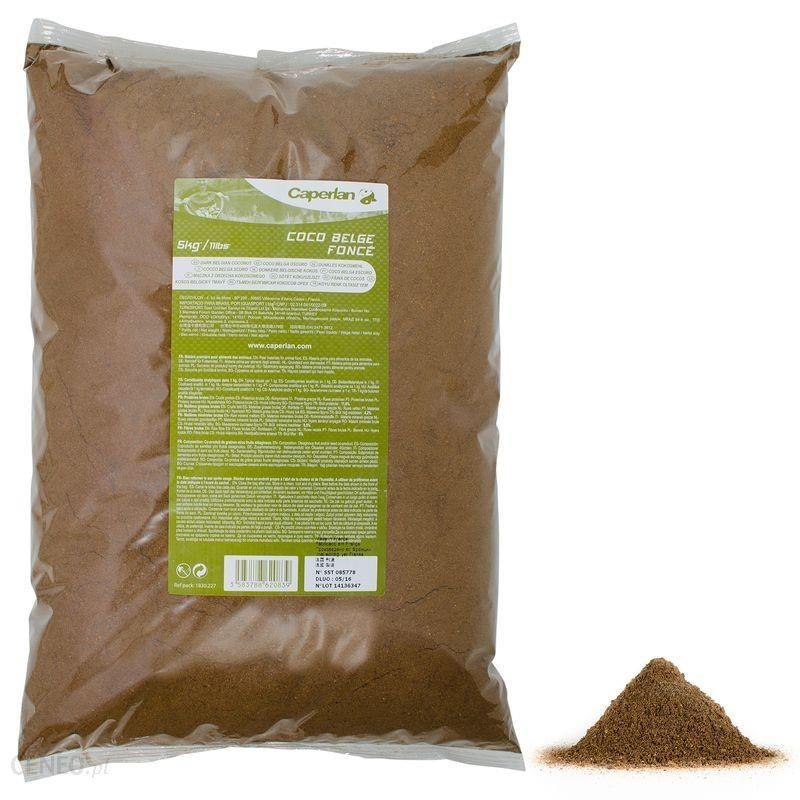 Caperlan Kokos Belgijski 5 Kg Brązowy 5 Kg