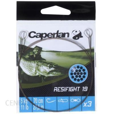 Caperlan Resifight 19 2 Pętle 5 Kg Ochra