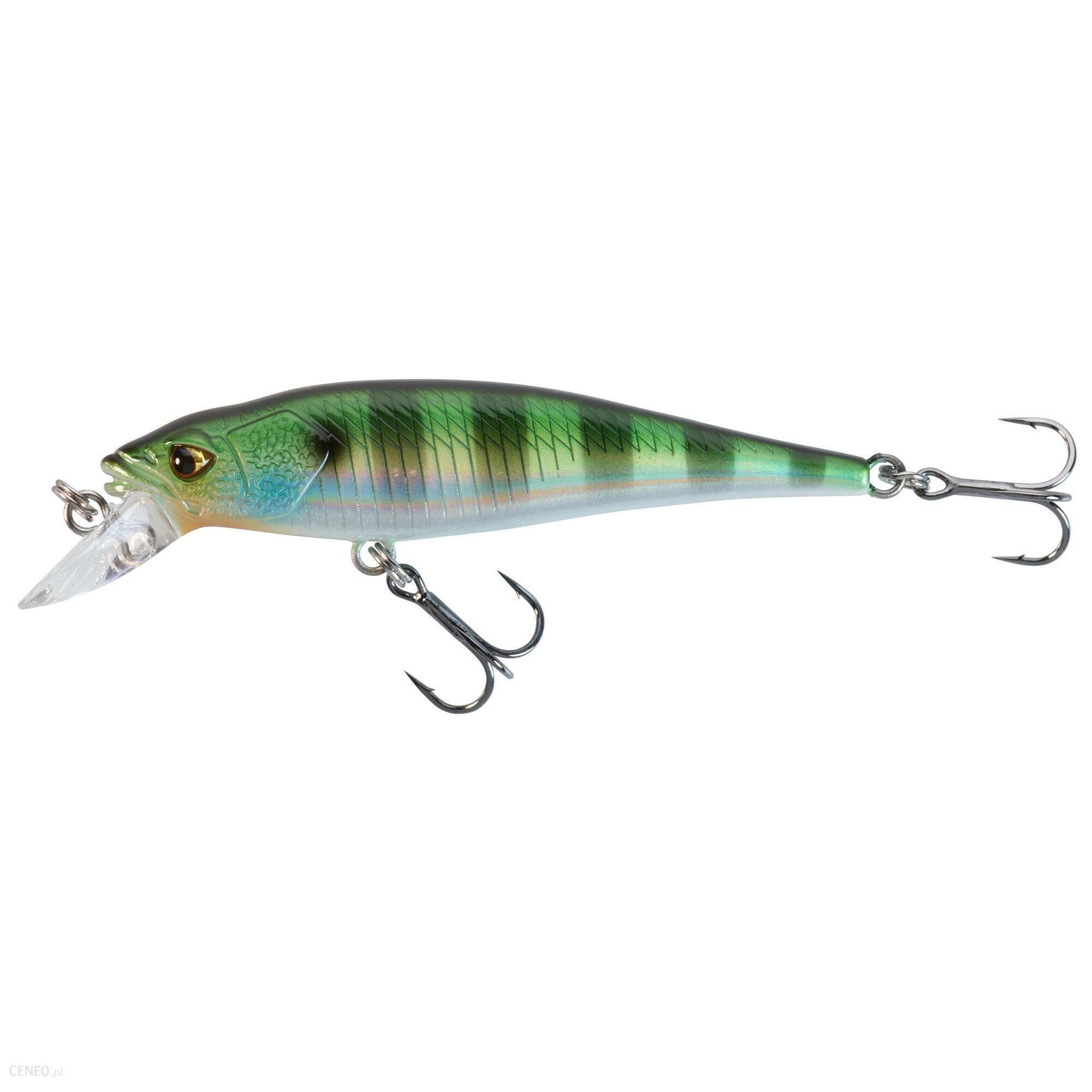 Caperlan Wobler Minnow Mnw 65 Sp Bluegill Czarny Zielony