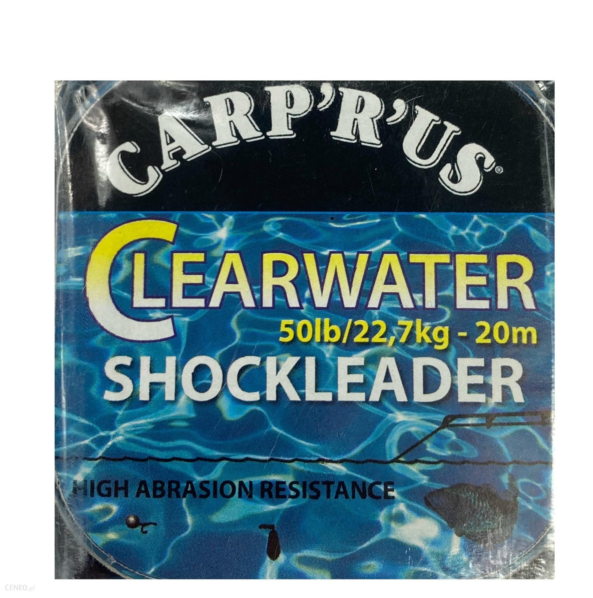 Carp'R'Us Clearwater Fluorocarbon 50Lb 20M