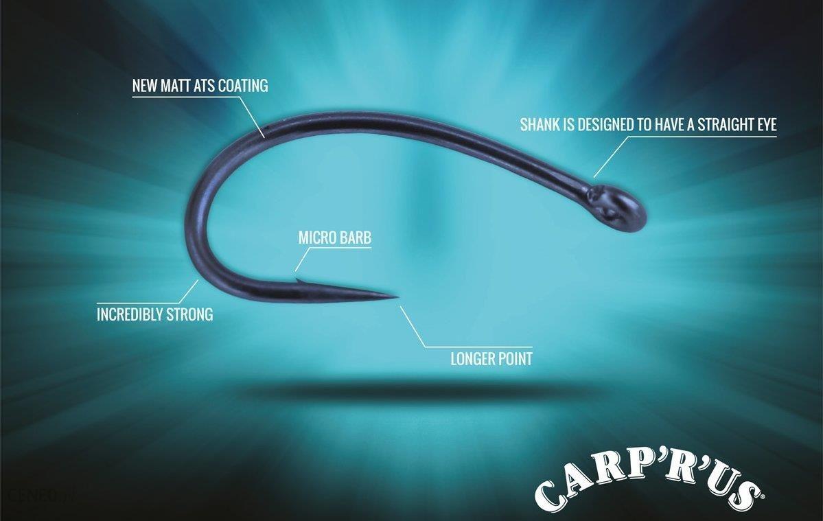 Carp'R'Us Haczyki Predator Rozm. 6