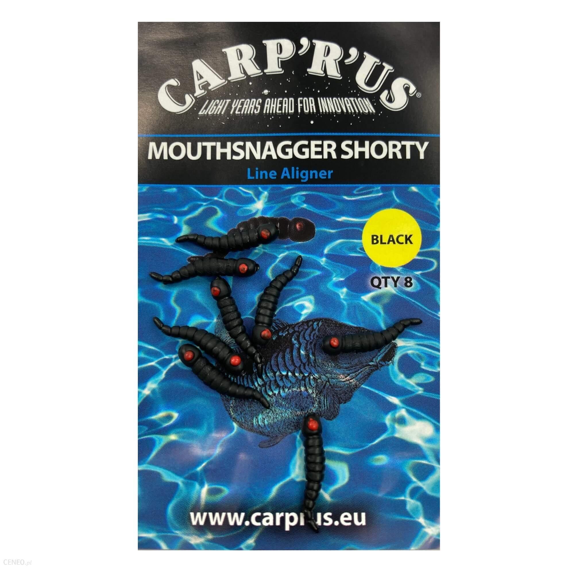 Carp'R'Us Pozycjoner Haka Krótki Mouthsnagger Czarny