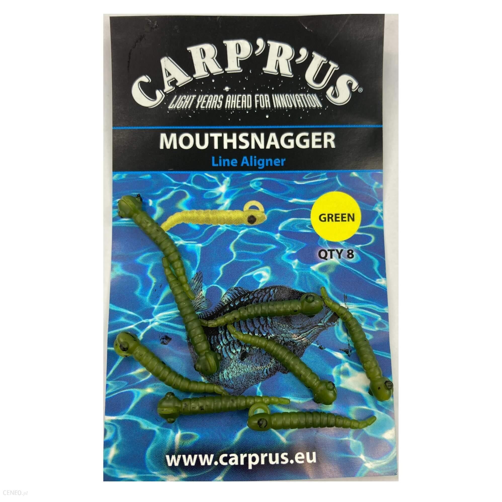 Carp'R'Us Pozycjoner Haka Mouthsnagger Zielony