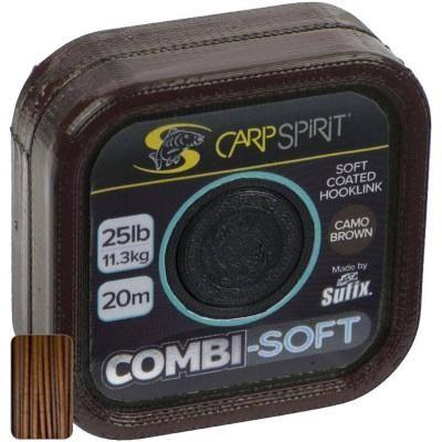 Carp Spirit Przypon Soft Coated 25Lbs