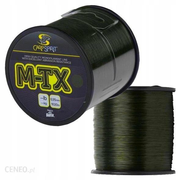 Carp Spirit - Żyłka M-tx Green 0