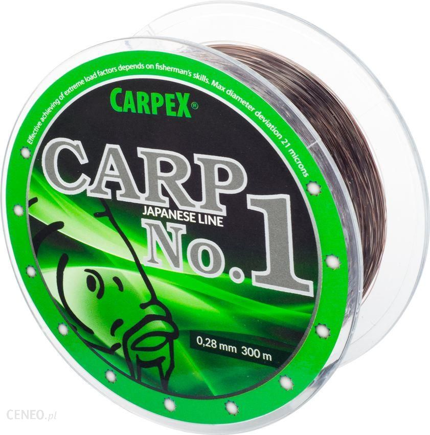 Carpex Żyłka Carp No.1 0.28mm/600m (55sc628)