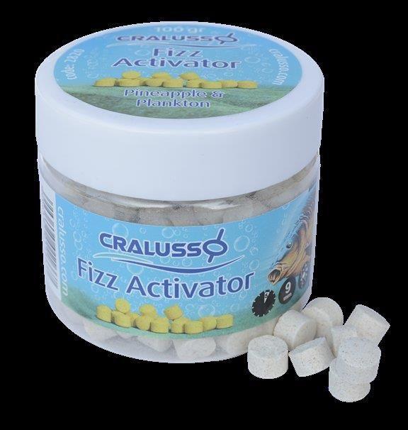 Cralusso Fizz Activator Pineapple + Plankton 100G