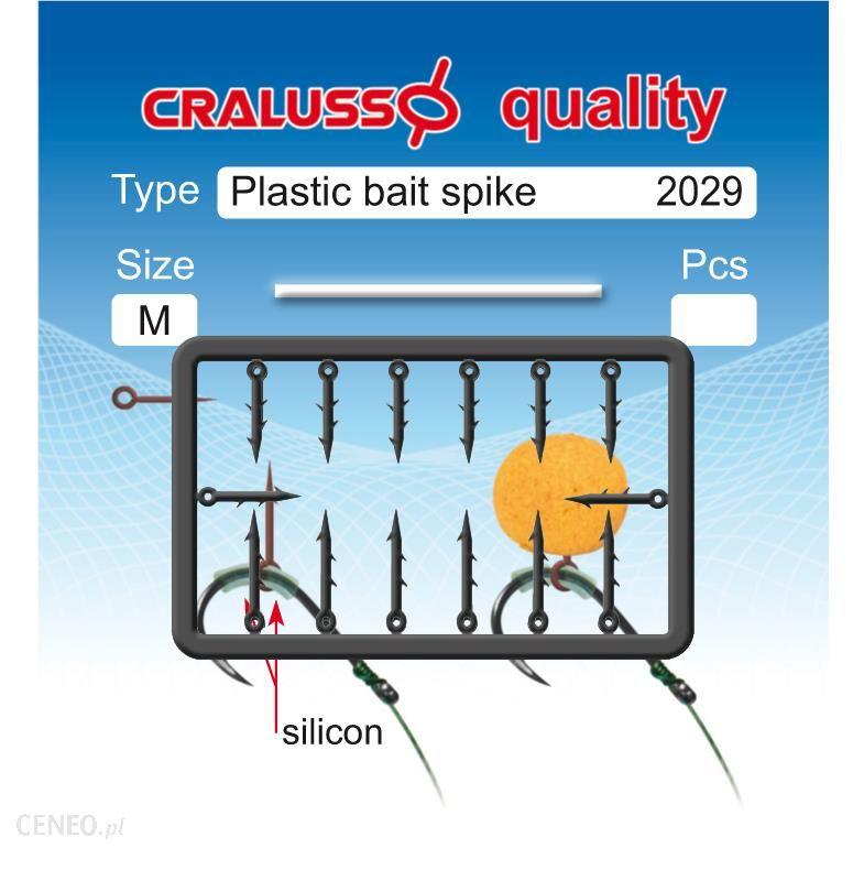 Cralusso Kolec Do Przynęt Plastic Spike 10-13Mm M 2029-M
