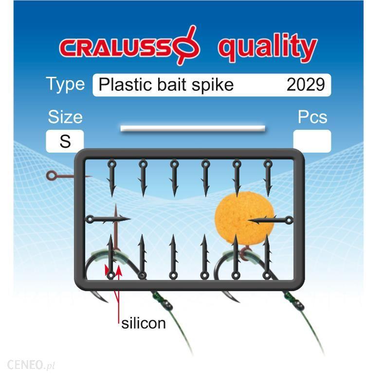 Cralusso Kolec Do Przynęt Plastic Spike 5-7Mm S 2029-S