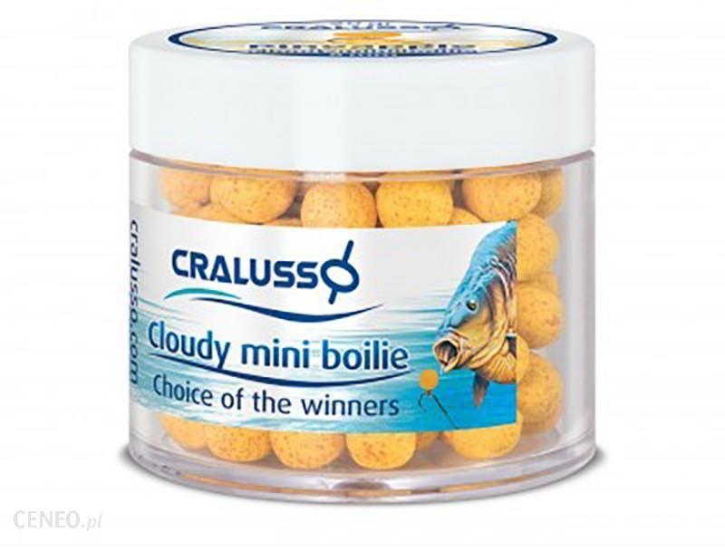 Cralusso Kulki Cloudy Mini Boilie 8Mm 20G Pineapple 2600