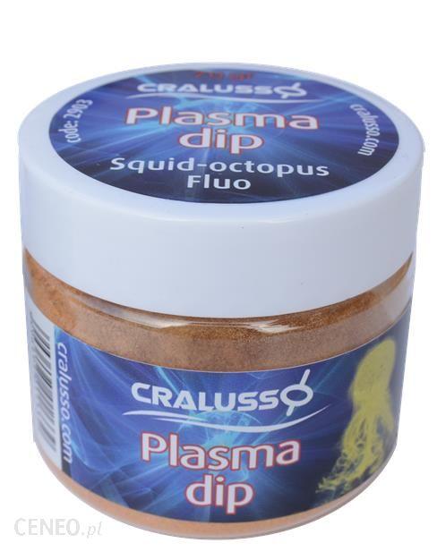 Cralusso Plasma Dip Squid Octopus Fluo 70G