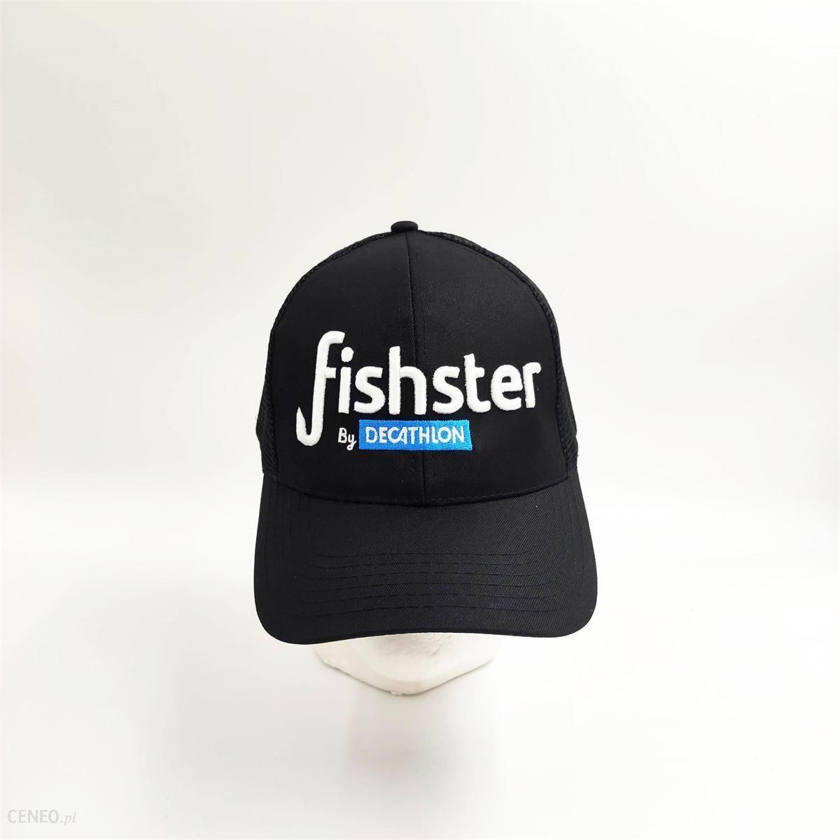 Czapka Wędkarska Z Daszkiem Fishter 3819