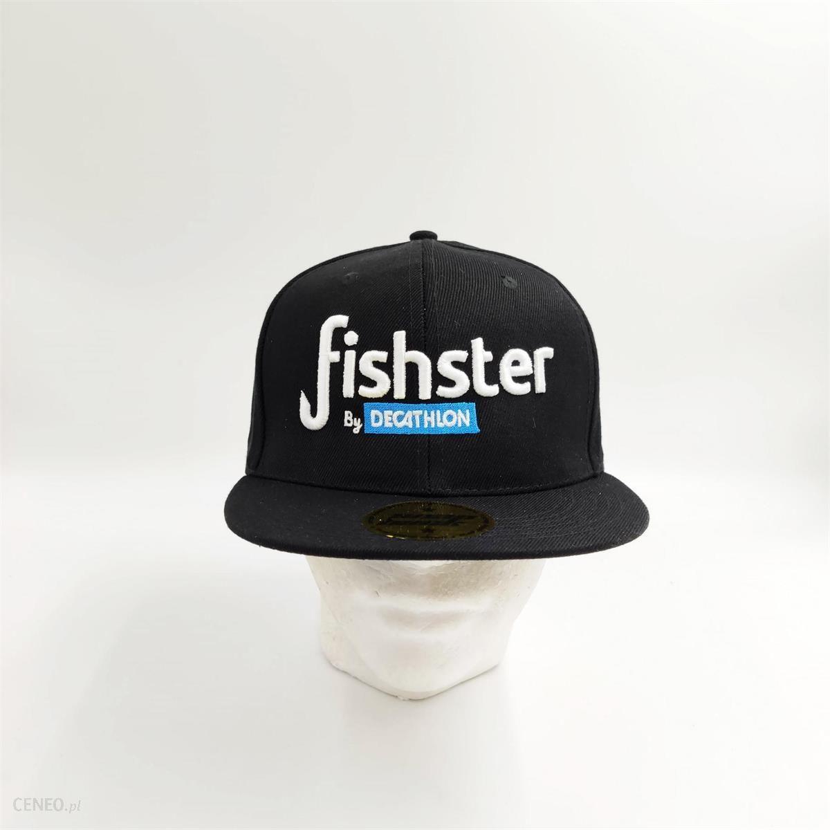 Czapka Z Daszkiem Wędkarska Fishster 3087