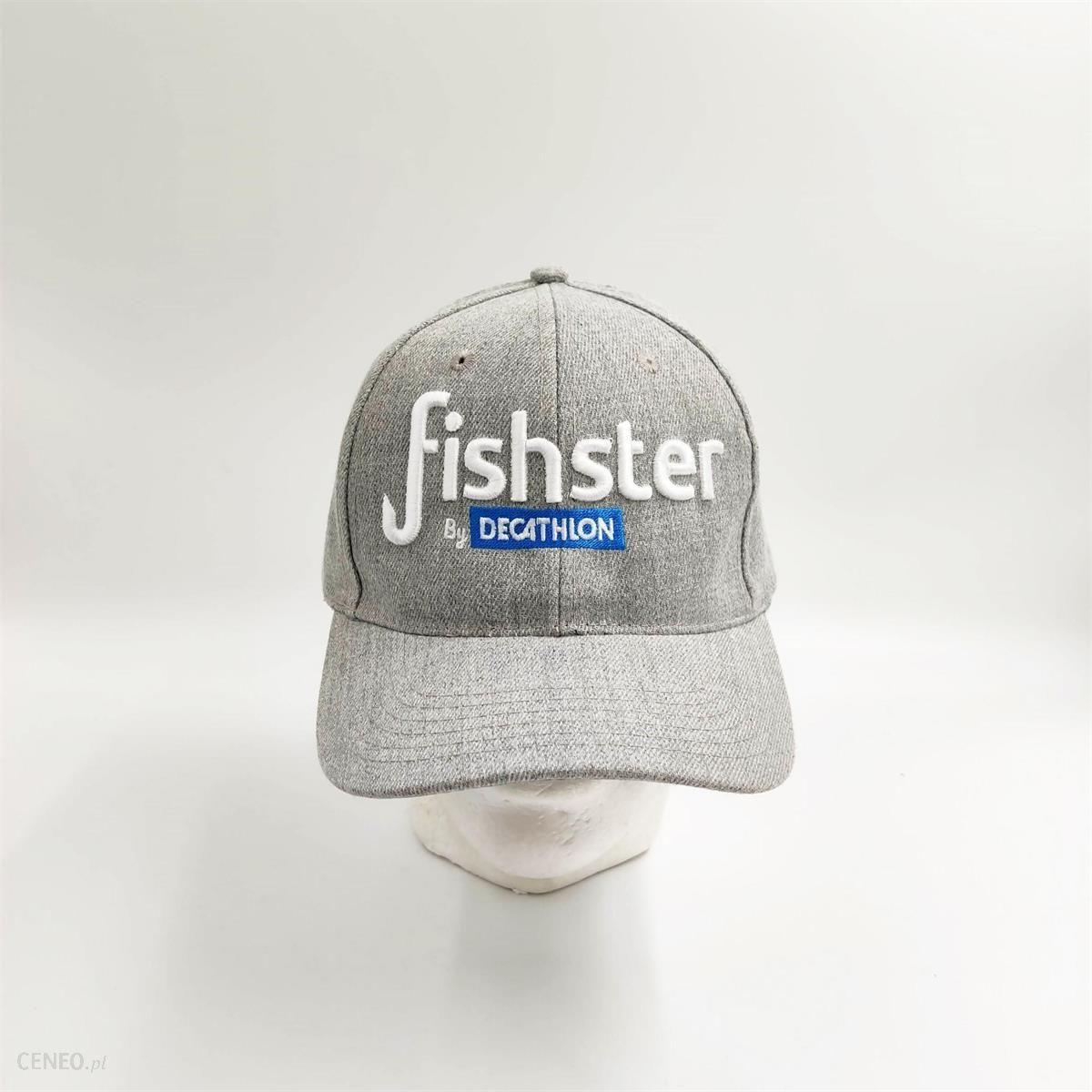 Czapka Z Daszkiem Wędkarska Fishster 4000