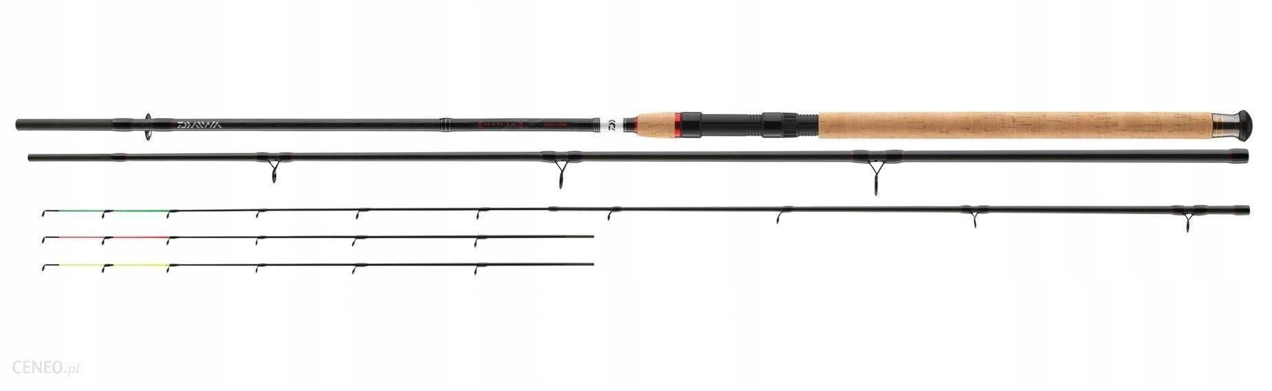 DAIWA WĘDKA NINJA X FEEDER 360 CM 150 G + GRATIS (11606365)