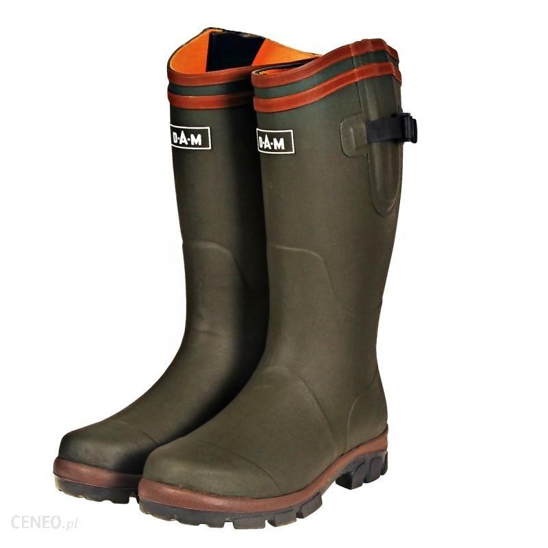 Dam Kalosze Z Ociepleniem Neoprenowym Flex Rubber Boots 41