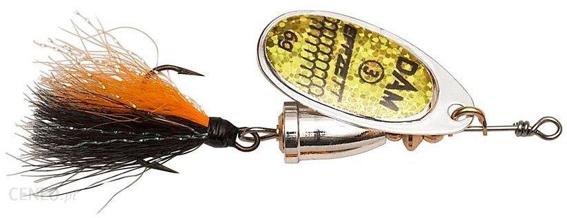 Dam Obrotówka Dressed Executor 3 6Gr Reflex Gold