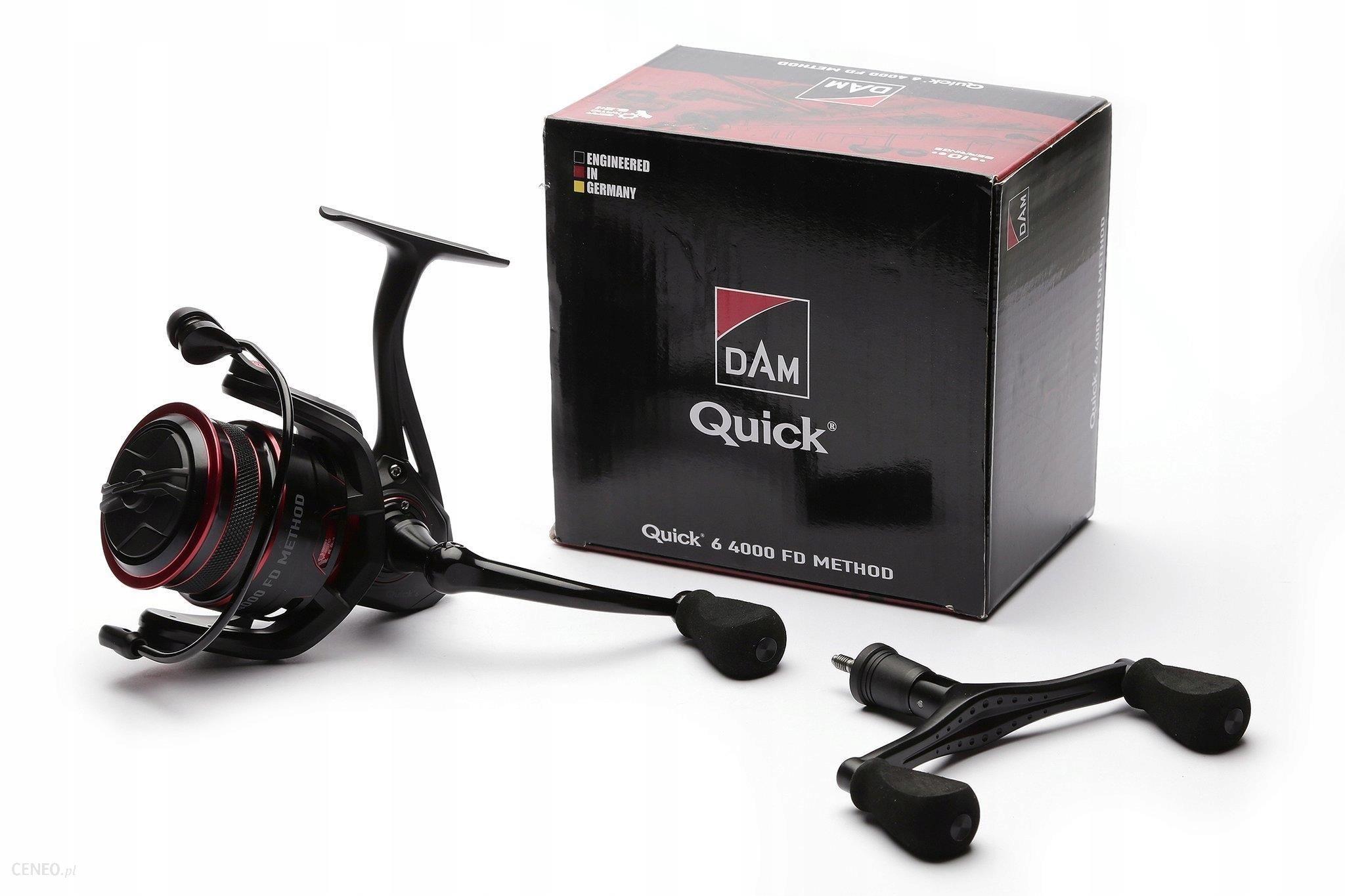 Dam Quick 6 Method 4000FD