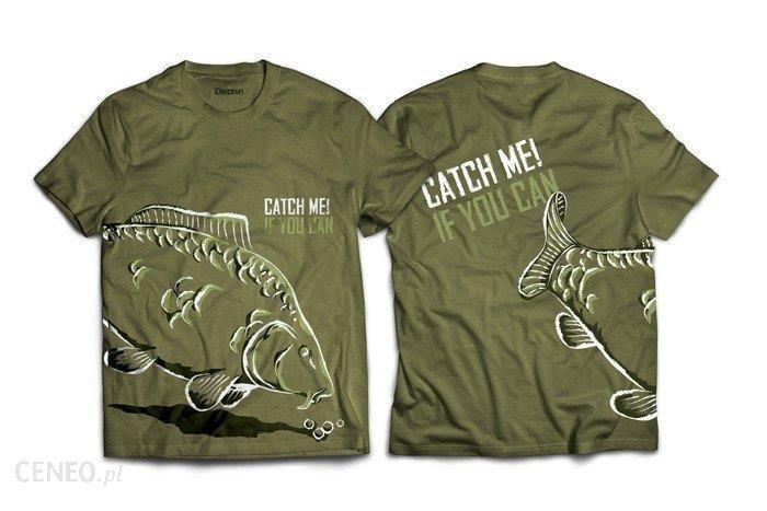 Delphin Koszulka Catch Me M