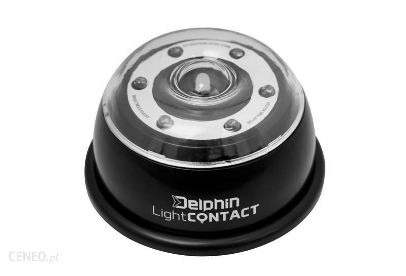 Delphin Lampka Namiotowa Lightcontact 6+1 Led