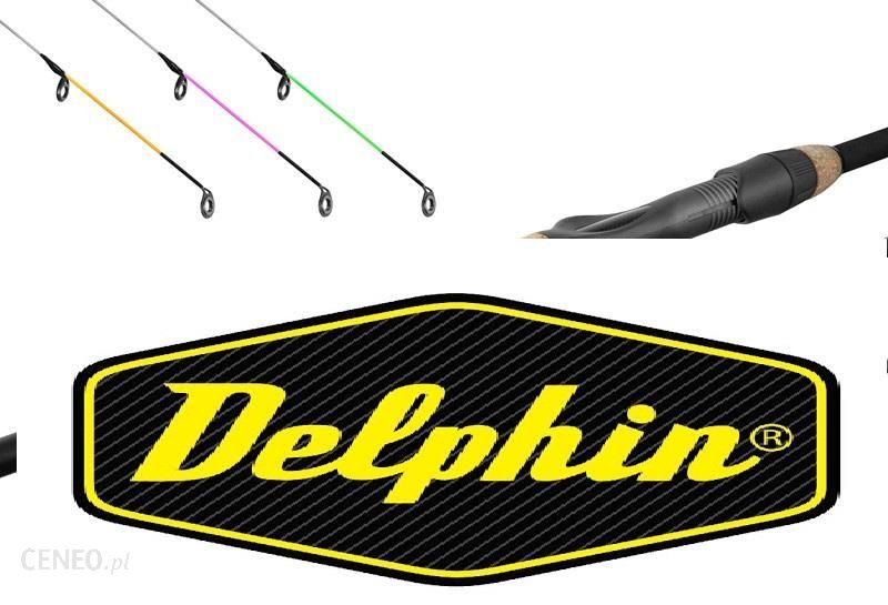 Delphin Opium Feeder Zestaw Szczytówek Carbon 80G