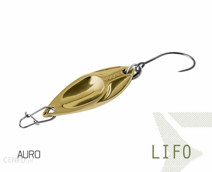 Delphin Wahadłówka Pstrągowa Lifo 2.5G Auro