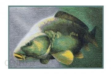Delphin Wycieraczka 3D Karp