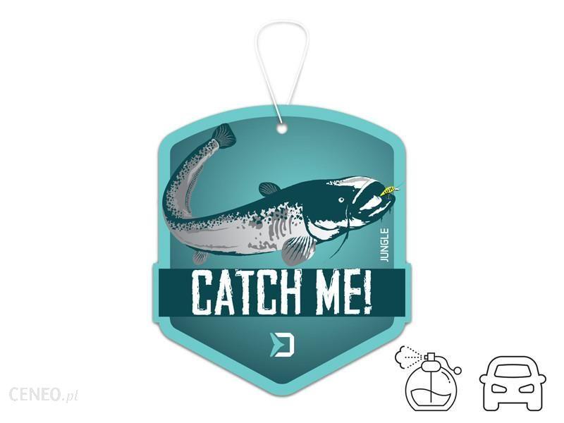 Delphin Zapach Samochodowy Catchme! Sum Jungle