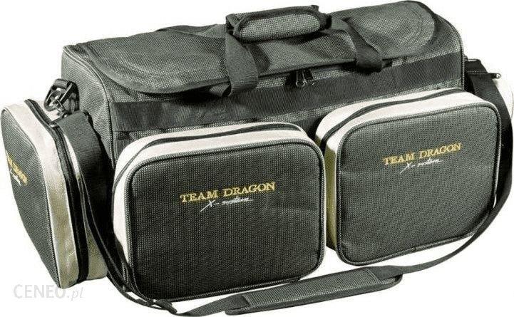 Dragon Fishing Torba Podróżna Z Doł. Przybornikami Team Dragon X-System 96-08-020