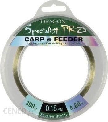 Dragon Żyłka Specjalist Pro Carp&Feeder 0