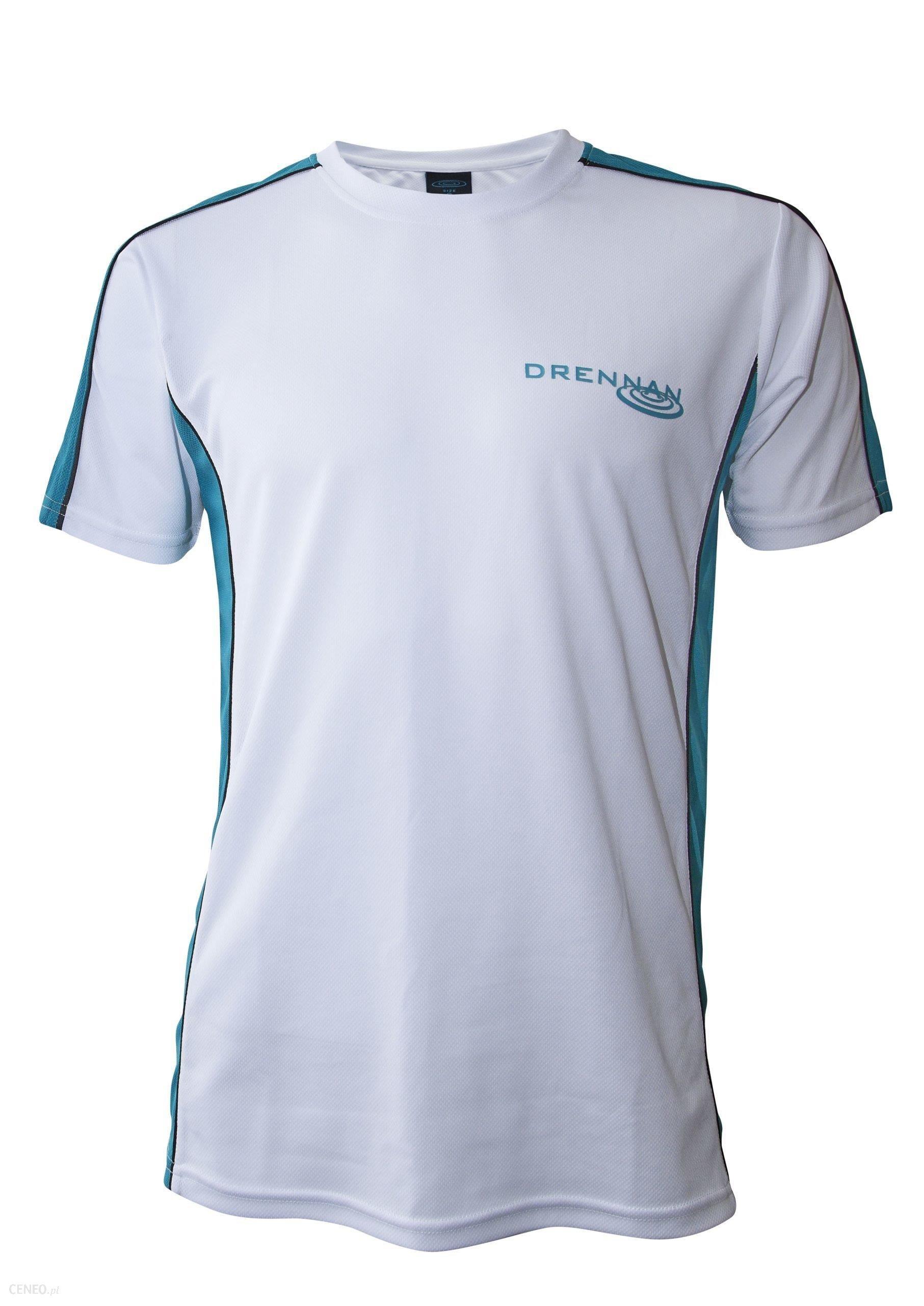 Drennan Koszulka T-Shirt Performance White