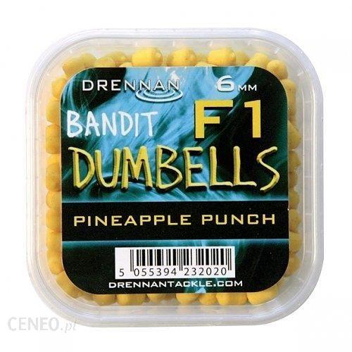 Drennan Pellet Method Dumbells F1 6Mm Pineapple Tbfd06Pp
