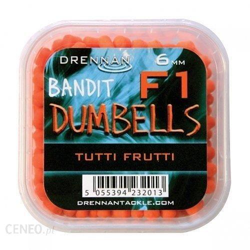 Drennan Pellet Method Dumbells F1 6Mm Tutti Frutti Tbfd06Tf