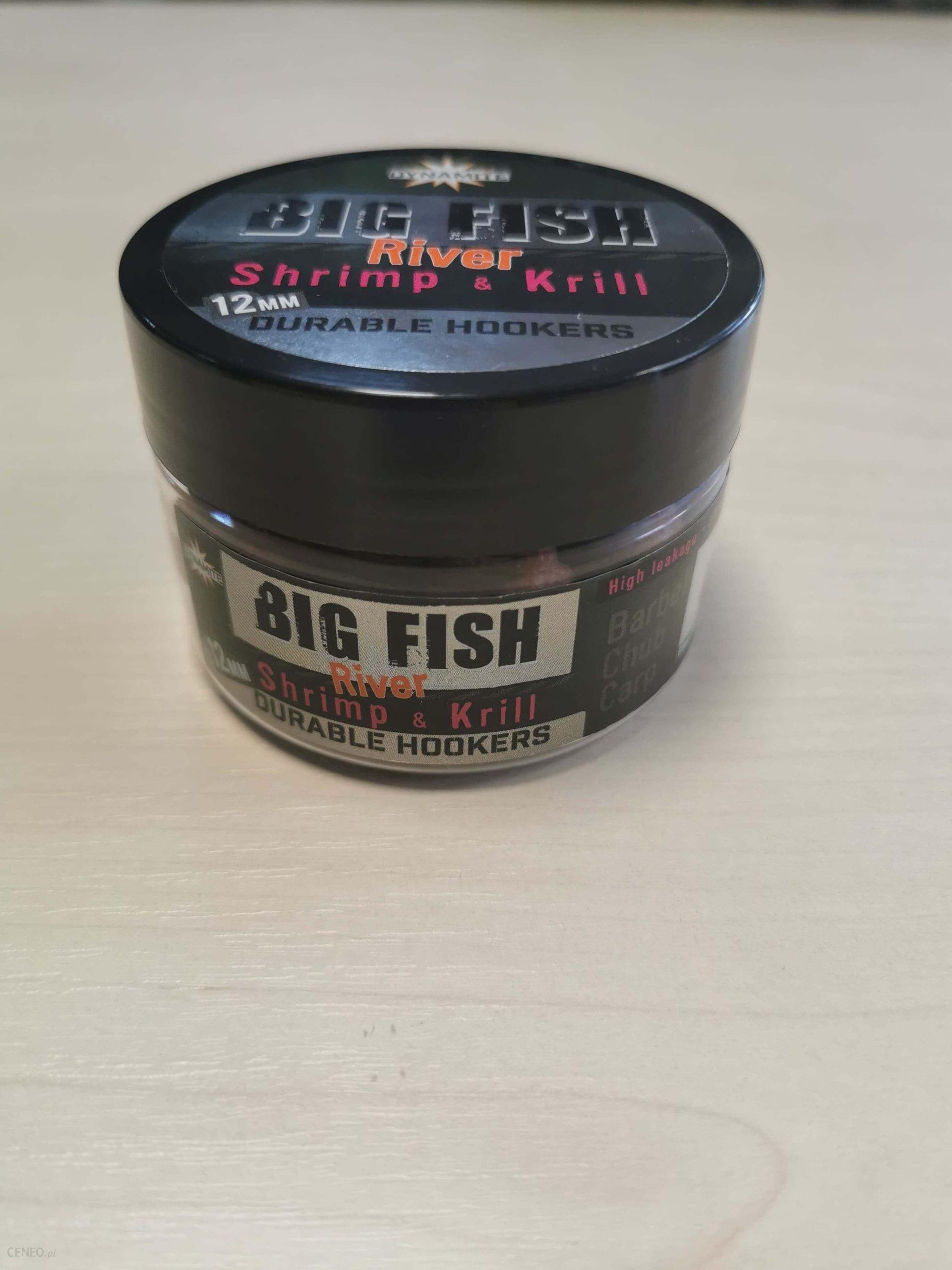 Dynamite Baits Bigfish Durables Hookbaits Shrimp&Krill