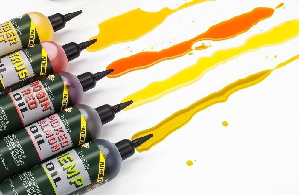 Dynamite Baits Evolution Oils Sm Salomon 300Ml