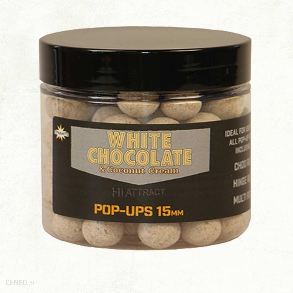 Dynamite Baits Fluro Pop Up 15Mm Choco&Coco