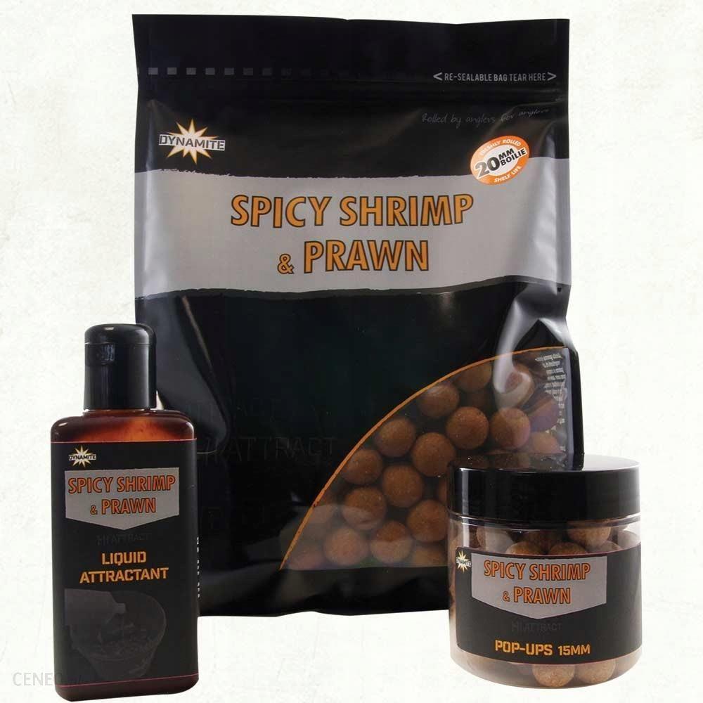 Dynamite Baits Spicy Shrimp&Prawn S/L