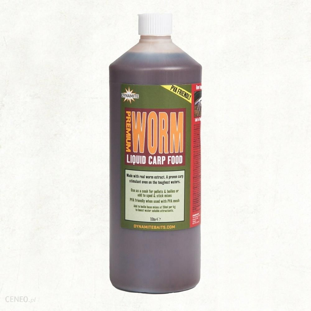 Dynamite Baits Worm Liquid 1l