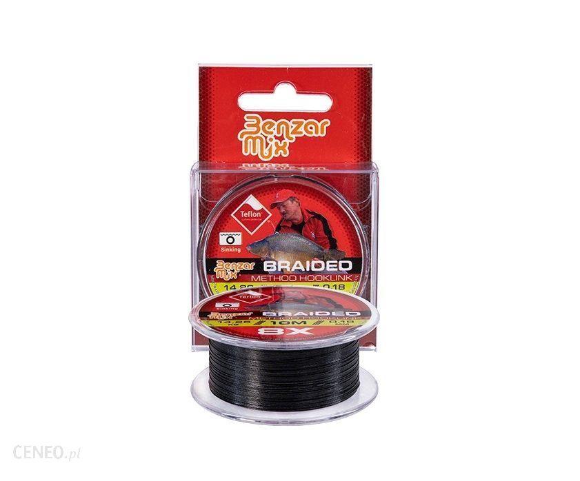 Energofish Benzar Braided Method Hooklink 0