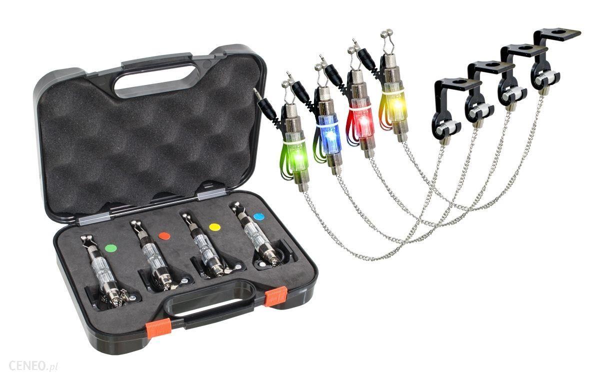 Energofish Carp Expert Cxp Led Swinger 4Szt + Etui