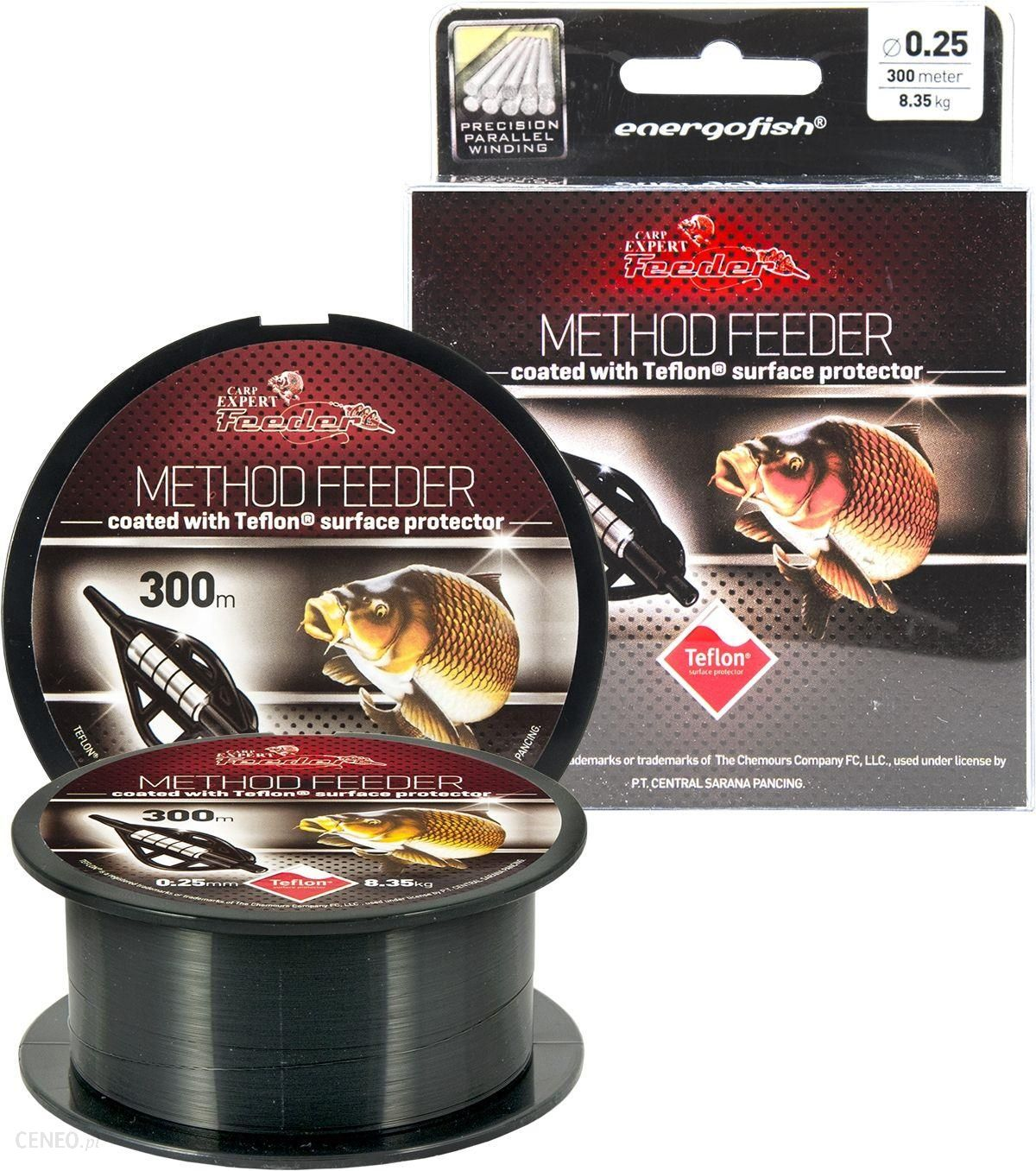 Energofish Carp Expert Method Feeder Teflon 0