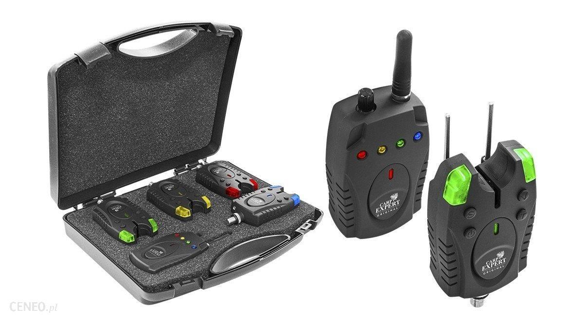 Energofish Carp Expert Piave Bite Alarm Set 3+